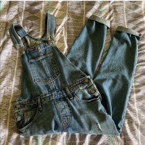 Levi's overalls